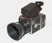 Среднеформатная фотокамера КИЕВ-88 TTL