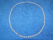 Цепочка серебро новая  10 грн.