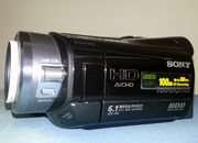 Продаю видеокамеру Sony HDR-SR8E,  FullHD,  100GB