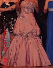 Продам Красивое выпускное платье.