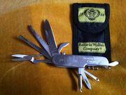 Ножик складной  ( 12 элементов)