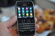 продам б.у мобильный телефон NOKIA E6