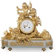 Куплю антиквариат: каминные часы,  иконы и другие старинные вещи.