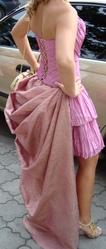 Продам эксклюзивное выпускное платье