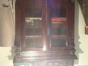 Антикварный шкаф 19 век