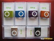 Мини MP3 Player МП3 Плеер копия iPod ПОЛНЫЙ КОМПЛЕКТ
