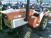 Б/у трактора из Японии