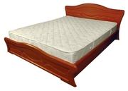 Кровать Виолета Мдф