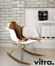 Кресло-качалка Eames Plastic RAR