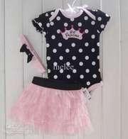 Для маленькой принцессы до 1 года
