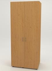 Шкаф-18 (Компанит),  Шкаф платяной