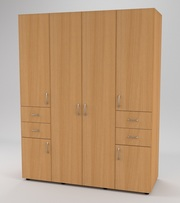 Шкаф-20 (Компанит),  Шкаф вещевой