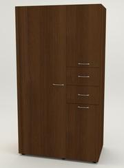 Шкаф-19 (Компанит),  Шкаф для одежды.