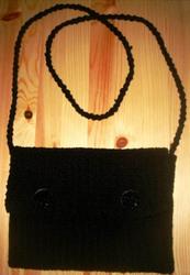 Продам вязанную сумку ручной работы