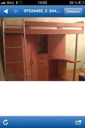 Продам мебель для детской малогабаритной комнаты