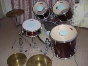 продам барабанную установку peace