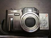 Цифровой фотоаппарат CASIO EXILIM Pro EX-P700