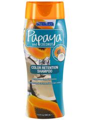Шампунь Папайя и Кокос для окрашенных волос,  400 мл Freeman