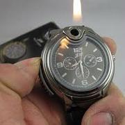 наручные часы зажигалка