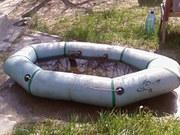 Лодка резиновая «Язь»