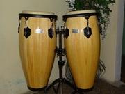 Продам комплект деревянных Конго,  TOCA Player's Series