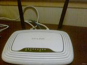 Wi-Fi роутер TP-Link 300mbps