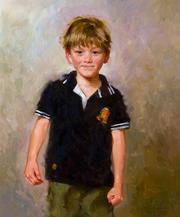 Портрет по фото на заказ маслом Oil portrait  ОДЕССА