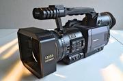 Продам профессиональную видеокамеру Panasonic AG-DVX100BE,  г. Одесса