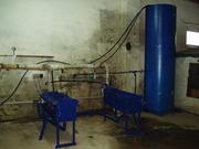 Продам оборудование Б/У  по производству ,  изготовлению  термоблоков