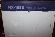 Мини АТС Samsung NX 1232 бу + 2 телефона в подарок