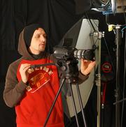 Видеокамера NEX-FS100