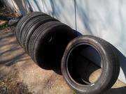Продам шины TOYO Proxes 215 55 R17 летние бу в отл сост