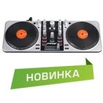 Продам новый.DJ-КОНТРОЛЛЕР GEMINI FIRSTMIX.с документами и гарантией.