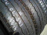 Продам R14 165/70 пара шин б/у лето Dunlop