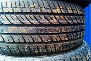 Продам R16 205/45 новые шины лето (пару или комплект)
