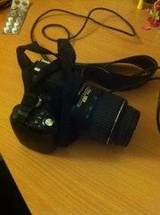 Nikon D60 kit 18-55