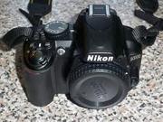 Продам Nikon D3100 Body
