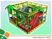 Продам детский игровой комплекс Лабиринт