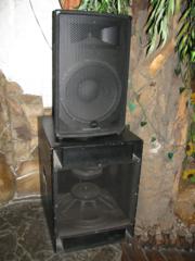 Аккустическая система (комплект 2, 8квт)