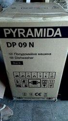 Новая посудомойка DP 09 N,  45см,  вналичии