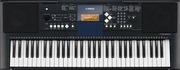 Продам новый.Синтезатор YAMAHA PSR-E333 + блок питания (PA3C).с докуме