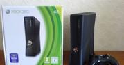 Microsoft Xbox 360 Go 4GB (идеальное состояние, гарантия 12м)