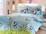 Красивое и позитивное постельное белье Daisy (Турция)