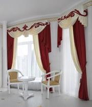 Готовые шторы, тюль,  ламбрекены. Интернет-магазин домашнего текстиля.
