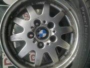 Продам диски б/у оригинал BMW R15