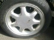 Продам комплект дисков ф.Cantoni  R15