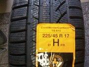Зимние шины  Continental 225/45 R17