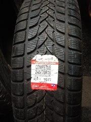 Зимние шины  Lassa competus  245/70 R16