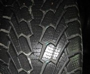 Продам шины Nexen 215/55 R17