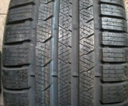Зимние шины шины Continental 235/40 R18 2 шт.